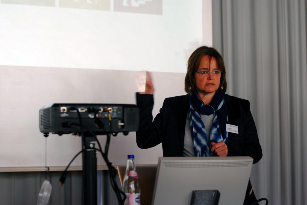 Anne Haage, TU Dortmund