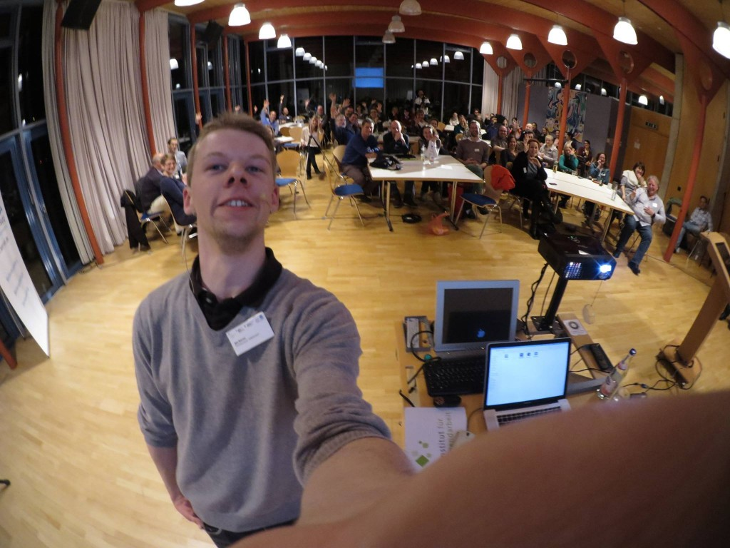 Jan Karres Selfie git16